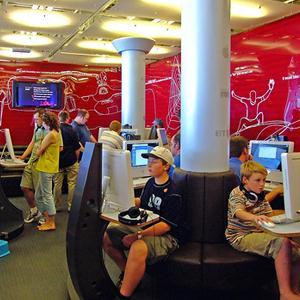 Интернет-кафе Челябинска