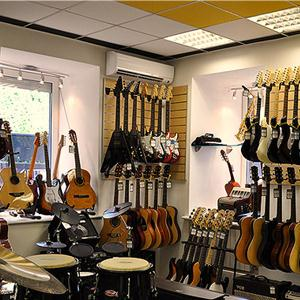Музыкальные магазины Челябинска