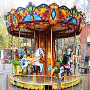 Парки культуры и отдыха Челябинска