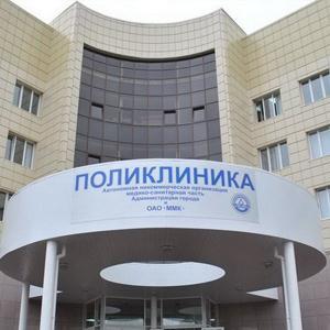 Поликлиники Челябинска