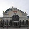Железнодорожные вокзалы в Челябинске