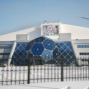 Спортивные комплексы Челябинска